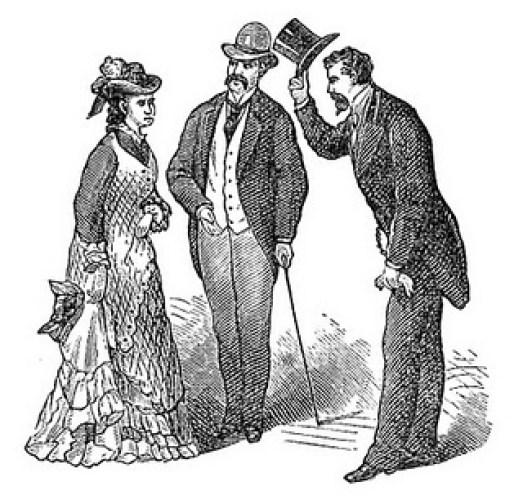 victorian era manners