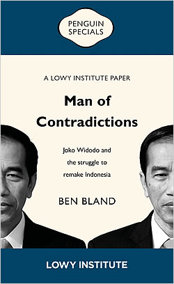 Man of Contradictions by Ben Bland