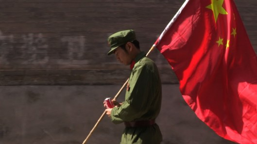 """Chine : """"Un jeune patriote"""" de Du Haibin, une jeunesse rouge et ..."""