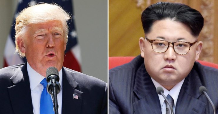 Résultats de recherche d'images pour «rencontre entre trump et kim jong un»