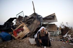 Displaced Negev Bedouin Woman.