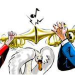 a-trumpet