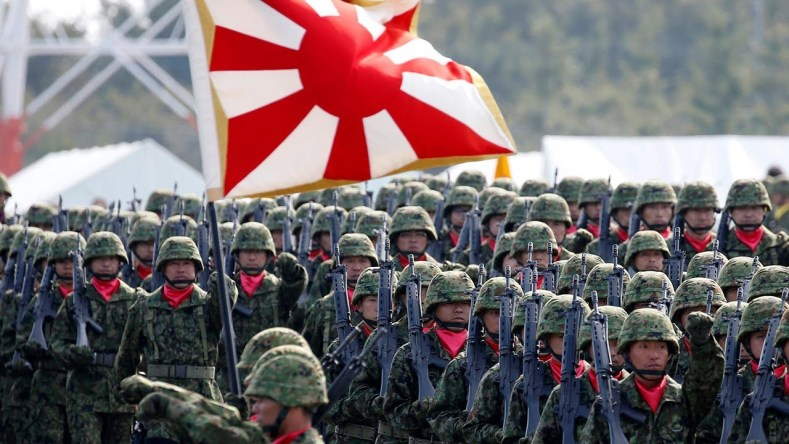 BOOK REVIEW: THE POLITICS OF JAPAN REARMED