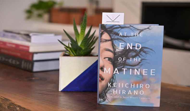 BOOK REVIEW: AT THE END OF THE MATINEE (2021) BY KEIICHIRO HIRANO