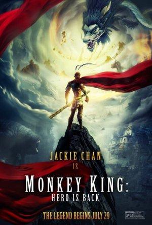 A Lenda do Rei Macaco: A Volta do Herói Dublado Online