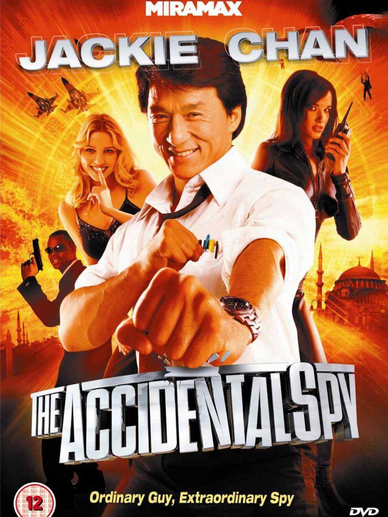 Especial Jackie Chan: Espião por Acidente