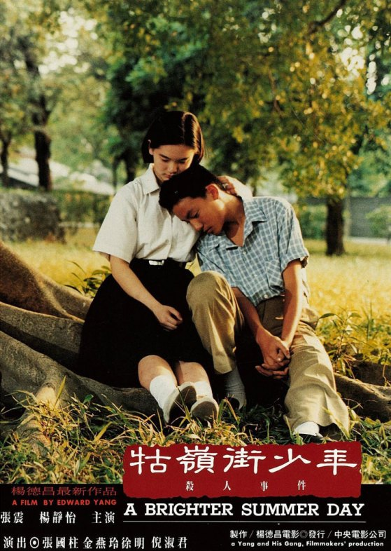 A Brighter Summer Day with english subtitles