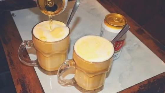 Egg Beer asiana Circus