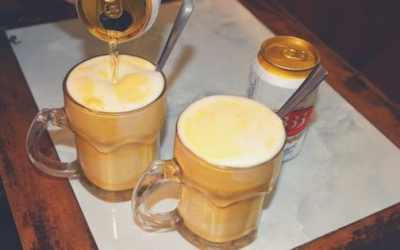 BUTTERBEER RECIPE FOR ADULTS – HANOI'S EGG IN BEER WILL BE YOUR FAVORITE