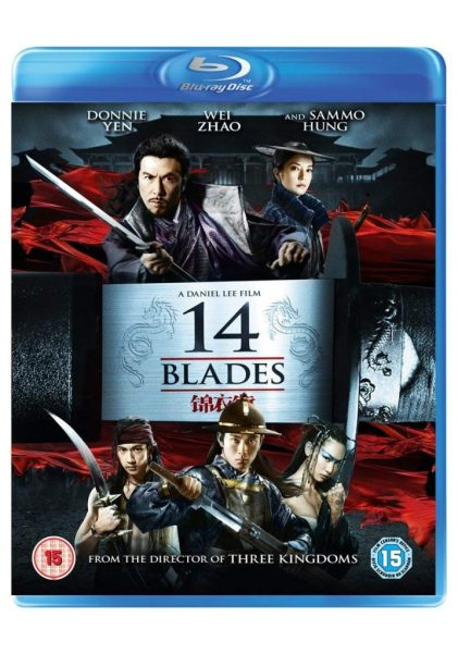 14 Blades Review