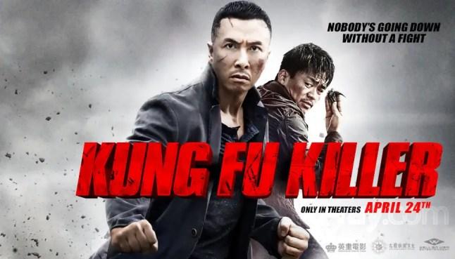 kung fu killer poster