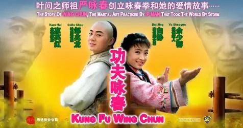 kung fu wing chun poster