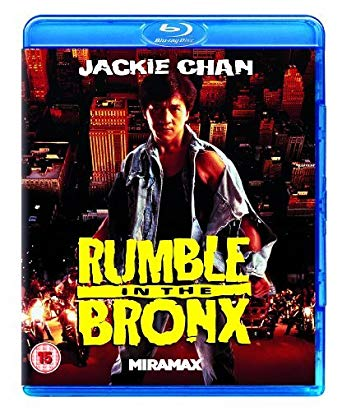 rumble in the bronx blu ray