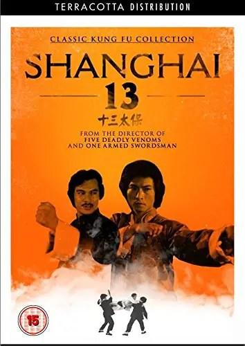 shanghai 13 dvd