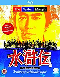 water margin blu ray