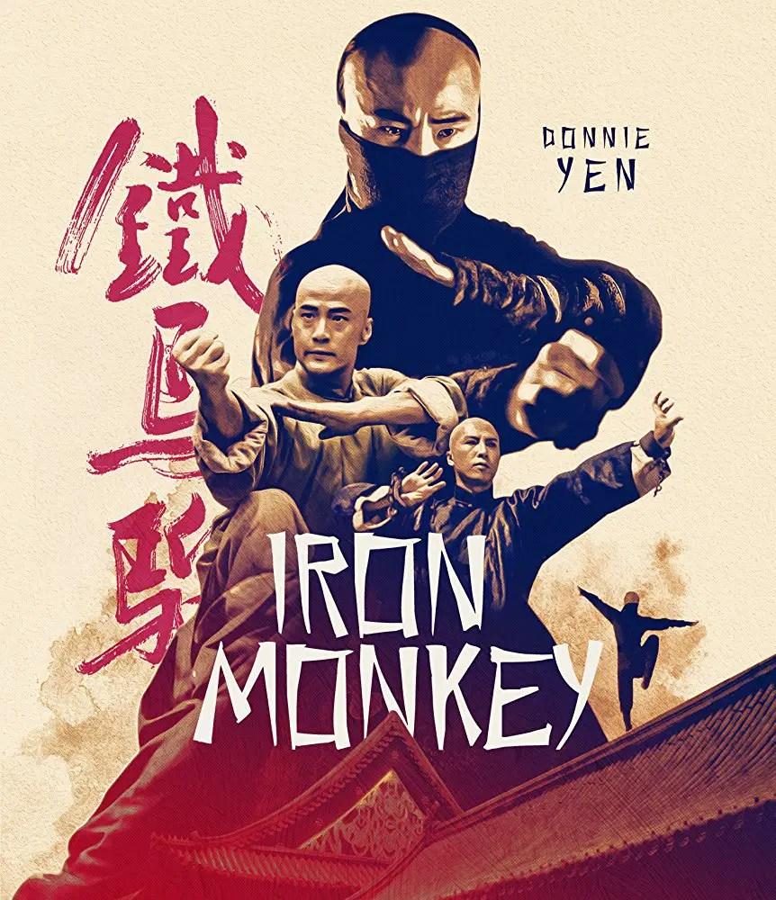 iron monkey blu ray