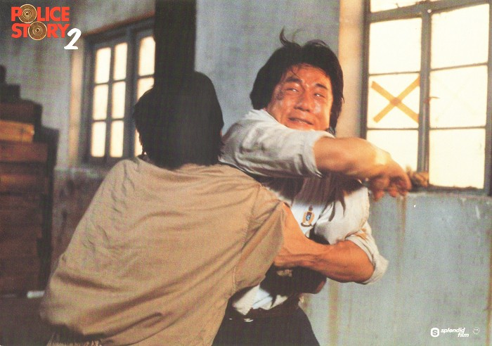 police story 2 blu ray review