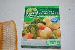 1 Box Frozen Veggies