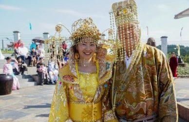 03.09. Chinesisches Kostümfest im Garten des Museum