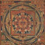 Chakrasamvara Mandala, 16th–17th century, U (Central Tibet), tradition: Sakya, pigments on cloth