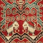 Cotton ikat by Nancy Ngali