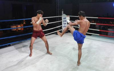 What exactly is Namman Muay Thai Boxing Liniment Oil?