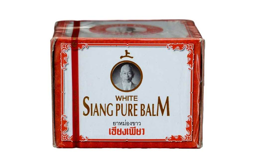 Say No To Chemical Pain Killers And Yes To Natural Alternatives Like Siang Pure Balm White