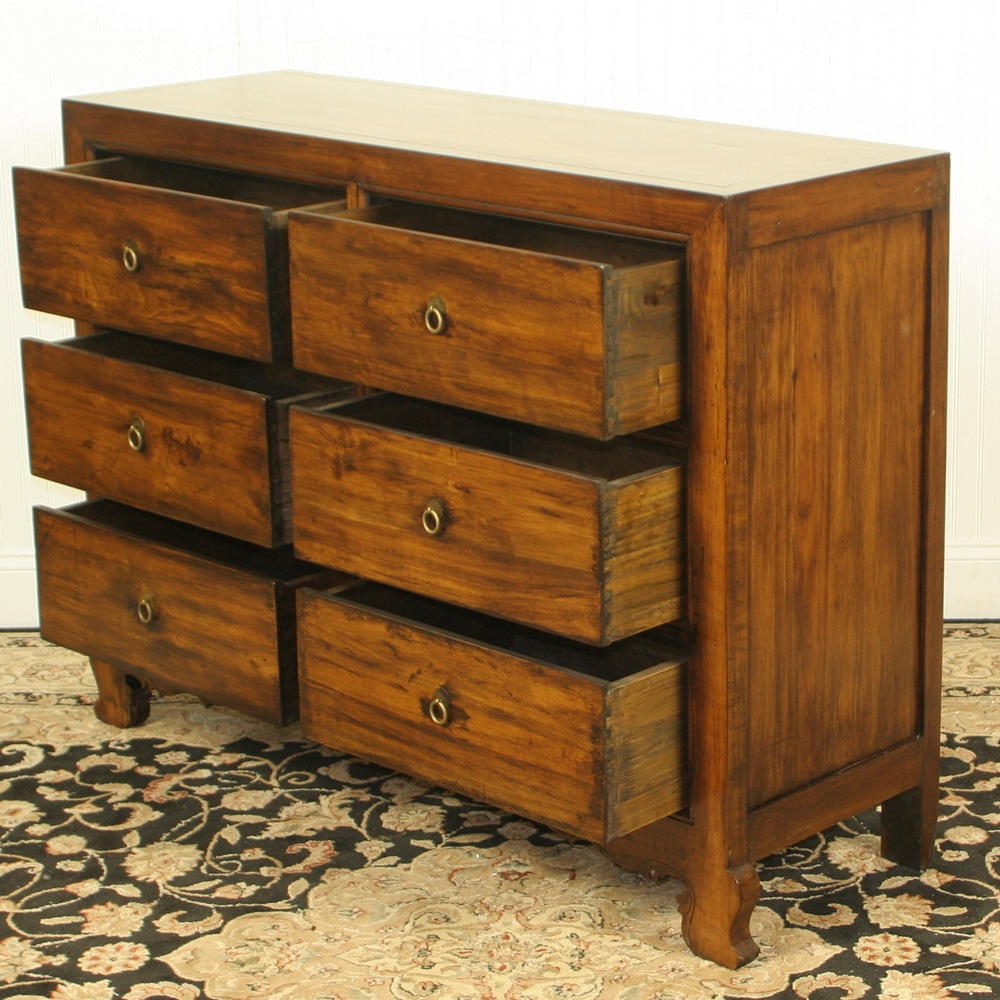 Low 2 Drawer Dresser