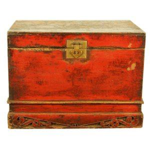 Antique Asian Trunks & Boxes