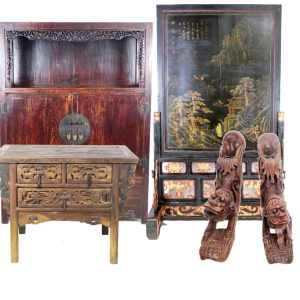 A look at Our Newest Antique Chinese Pieces in stock