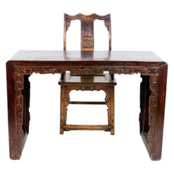 antique-chinese-carved-desk-with-chair