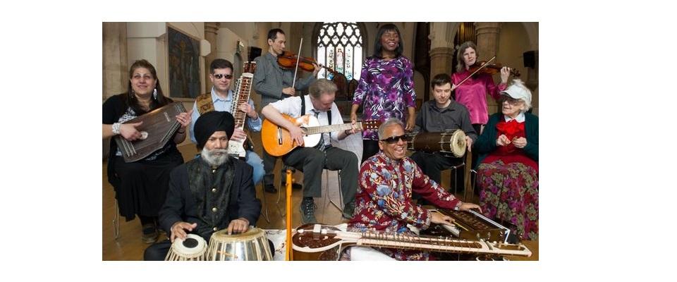 Let's hear it for visionary musician Baluji Asian