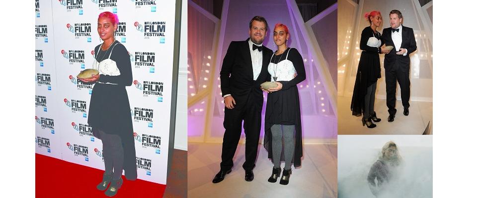 Sameena Jabeen Ahmed named best newcomer BFI London Film