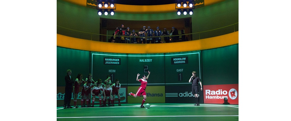 Bend It Like Beckham The Musical' review Melting hearts OsLR0