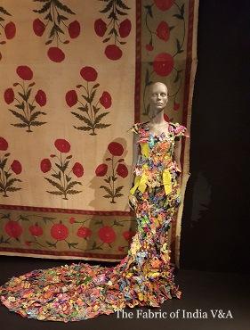 The Fabric of India' textile's 'hidden' treasures show
