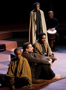 Battlefield' play Peter Brook's return to 'The Mahabharata