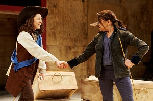 Cyrano de Bergerac': All female cast with Kiran Sonia Sawar