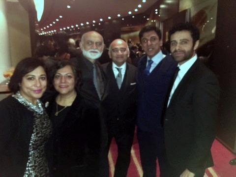 Star gazing at the Asian Business Awards Asian Culture