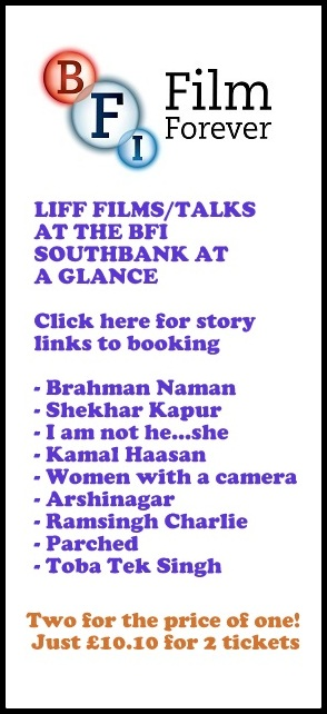 London Indian Film Festival 2016: Women filmmakers and