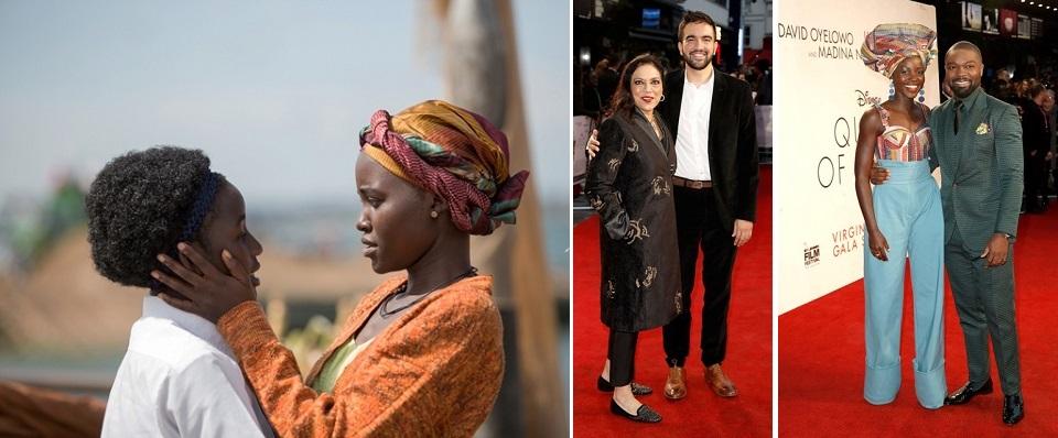 Queen of Katwe': Mira Nair, Lupita Nyong'o and David Oyelowo cOb34