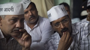 An Insignificant Man' Arvind Kejriwal and political
