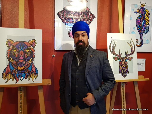 Mr A Singh (Amrit Singh) and his creations...