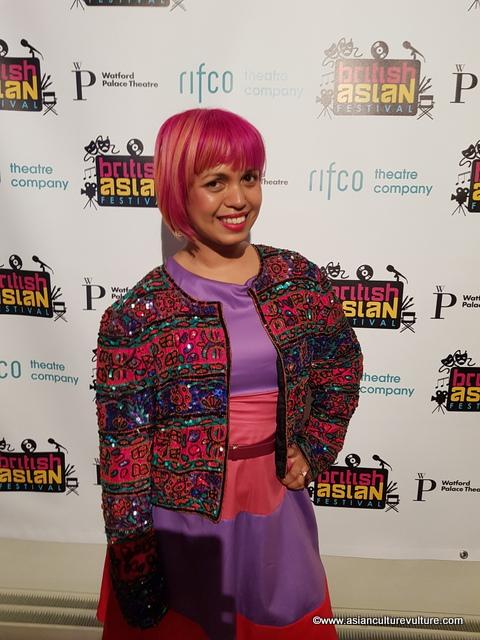 ACV presenter and craft supremo Momtaz Begum-Hossain
