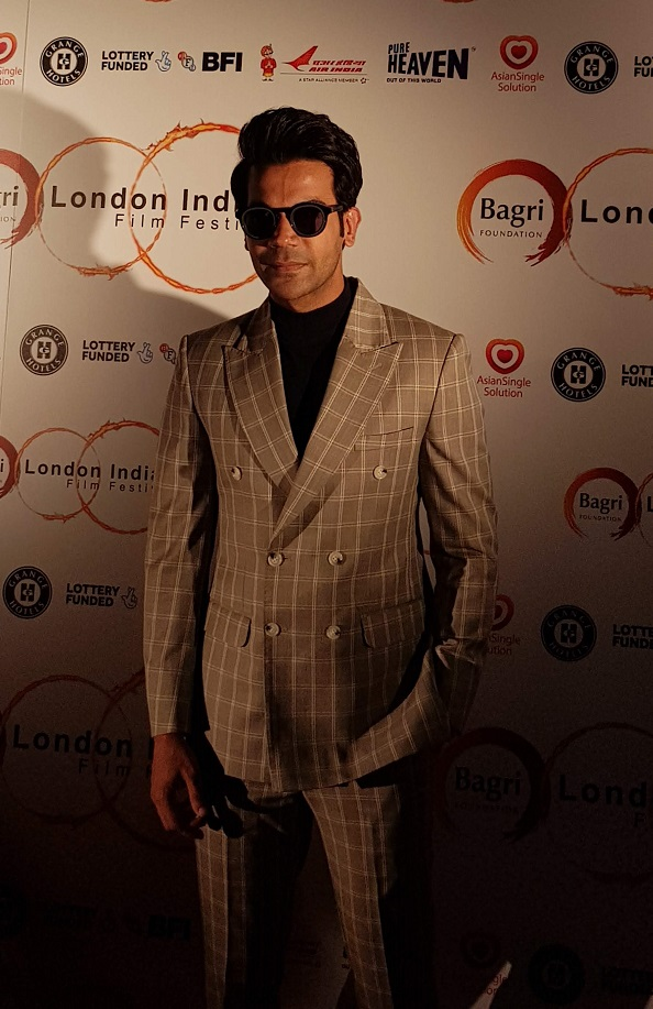 Rajkummar Rao looking dapper