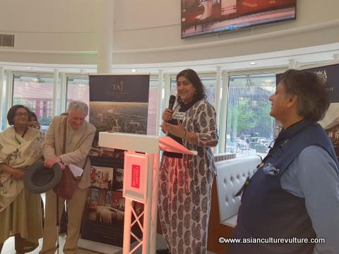 Gurinder Chadha ZEEJLF at British Library 2019