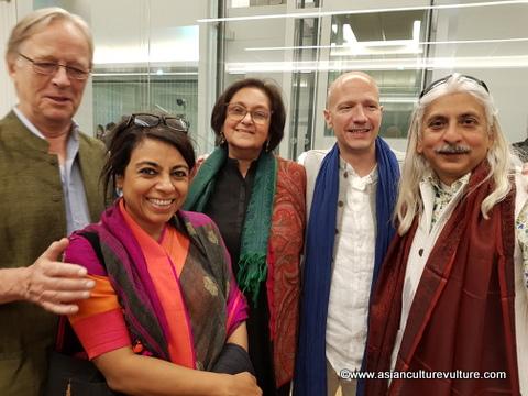 ZEEJLF at British Library 2019 Aga Khan Centre
