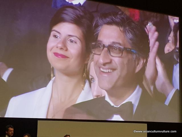 Diego Maradona Cannes 2019