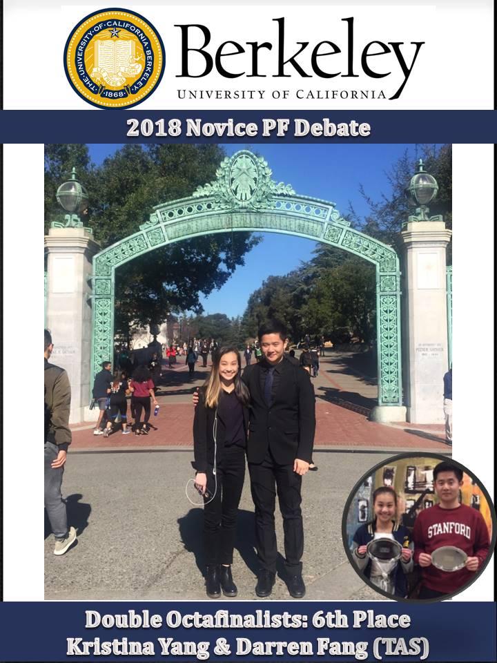 2018 Berkeley