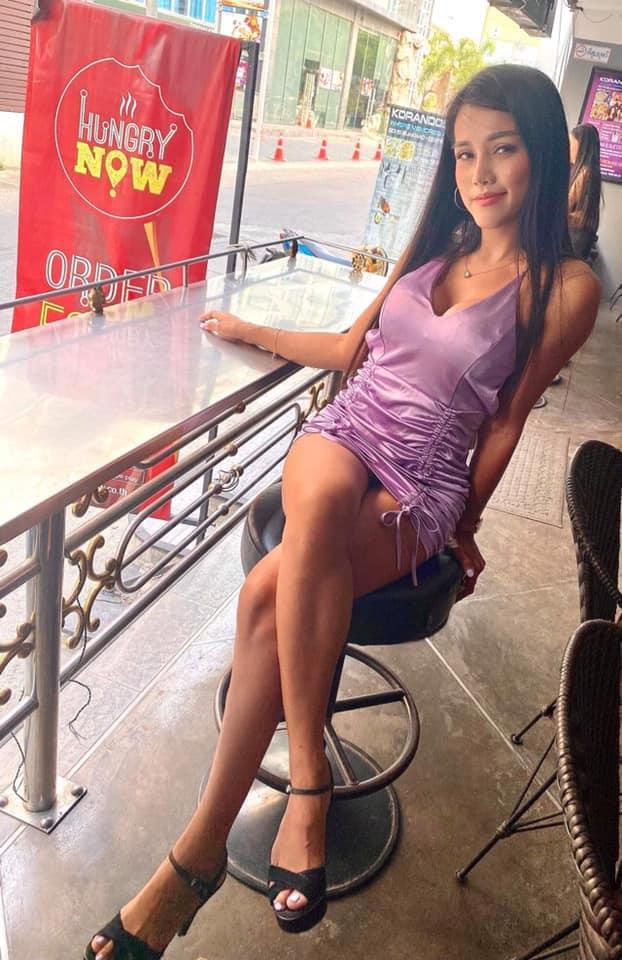 Sexy Thai bargirl
