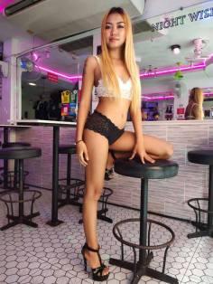 Thai bargirl